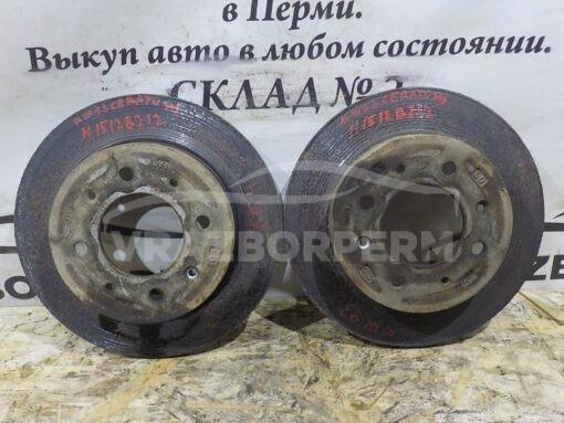 Диск тормозной задний Kia Cerato 2004-2008  584112F100