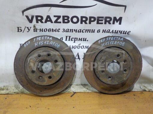 Диск тормозной передний Kia Spectra 2001-2011  0K2N133251