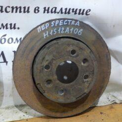 Диск тормозной передний Kia Spectra 2001-2011 0K2N133251 1