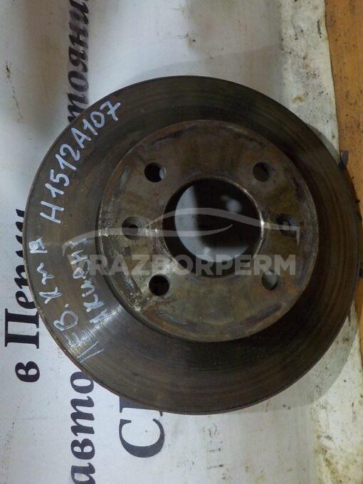 Диск тормозной передний Hyundai Accent II (+ТАГАЗ) 2000-2012  5171225061, 5171225011, 5171225060, 4411516LUEC