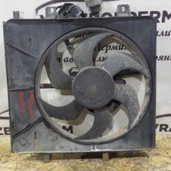 Вентилятор радиатора (диффузор) Citroen C3 2002-2009  1253H3