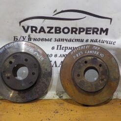 Диск тормозной передний Mitsubishi Lancer (CX,CY) 2007> 4615A115, 4615A190, MN116329, MN116330 2