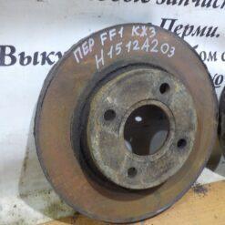 Диск тормозной передний Ford Focus I 1998-2005 1808479, 1148202, 3555344, 4077455, 1323620, 1522230, 1320585, 1464916, 1465622 1