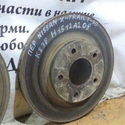 Диск тормозной передний Nissan X-Trail (T30) 2001-2006 402063Y502, 402064U107, D02063Y50BVA, 402063Y503 1