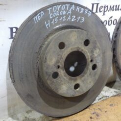 Диск тормозной передний Toyota Corona 1992-1996 4351220450, 4351232301 1