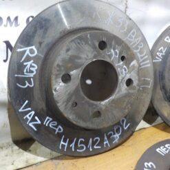 Диск тормозной передний VAZ 21083 21103501070 1