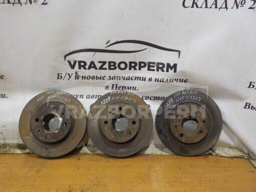 Диск тормозной передний VAZ Lada Priora 2008>  21120350107002
