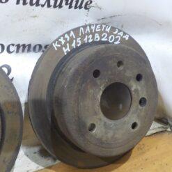 Диск тормозной задний Chevrolet Lacetti 2003-2013 96549630, 19372232, 96430670, 96549629, 19347612 1