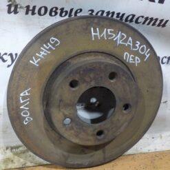 Диск тормозной передний GAZ Volga 3110 31103501077 1