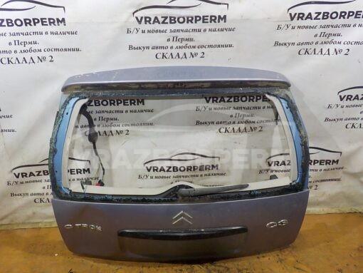 Дверь багажника Citroen C3 2002-2009  8701Q2
