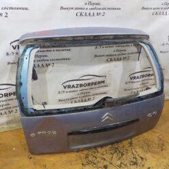 Дверь багажника Citroen C3 2002-2009 8701Q2 3