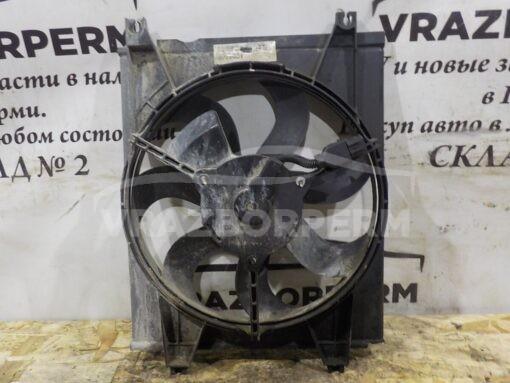 Вентилятор радиатора (диффузор) Kia Cerato 2004-2008  977302F000, 977862F000, 977352F000, 977372D500