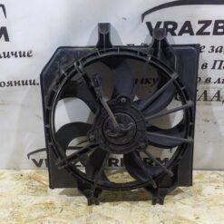 Вентилятор радиатора (диффузор) лев. Haima 3 2007> PA1015025M1 2