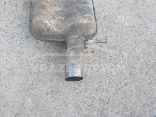 Глушитель задняя часть Skoda Yeti 2009>  1K0253209CJ, 5L0253609G
