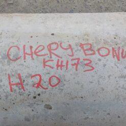Глушитель задняя часть Chery Bonus (A13) 2011-2014 A131201210FA 4