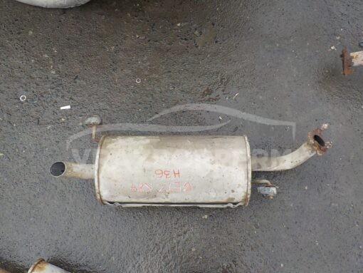 Глушитель основной Hyundai Getz 2002-2010  287301C620