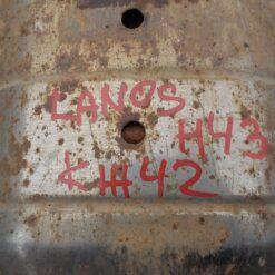 Глушитель средняя часть Chevrolet Lanos 2004-2010 96182255, 96283769, 96283770 1