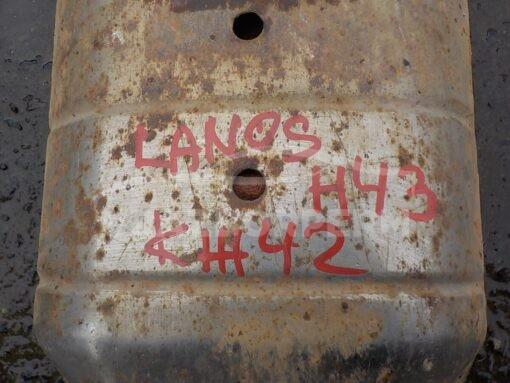 Глушитель средняя часть Chevrolet Lanos 2004-2010  96182255, 96283769, 96283770