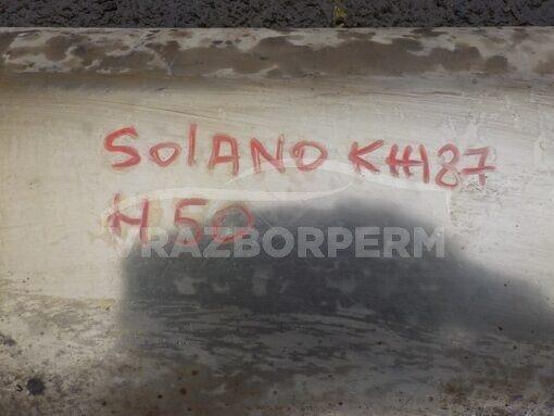 Глушитель основной Lifan Solano 2010-2016  B1201200