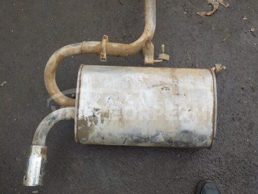 Глушитель основной Nissan X-Trail (T30) 2001-2006  201008H700, 201008H70A, 203008H800, 203008H80A
