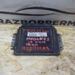 Блок управления двигателем (ЭБУ/мозги) Renault Megane I 1999-2004  8200044437
