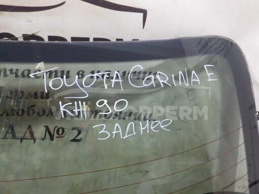 Стекло заднее Toyota Carina E 1992-1997  5611105010, 5611105011