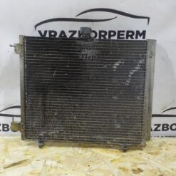 Радиатор кондиционера Citroen C3 2009-2016 6455CZ 4