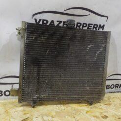 Радиатор кондиционера Citroen C3 2009-2016 6455CZ 6