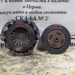 Сцепление (к-кт) Chevrolet Lanos 2004-2010  96343035, 96183980, 96162008