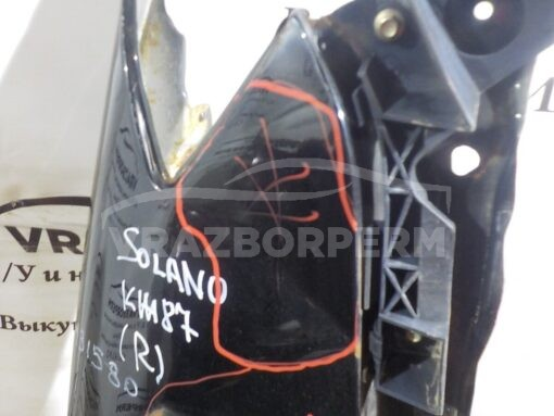 Крыло переднее правое Lifan Solano 2010-2016  B8403211