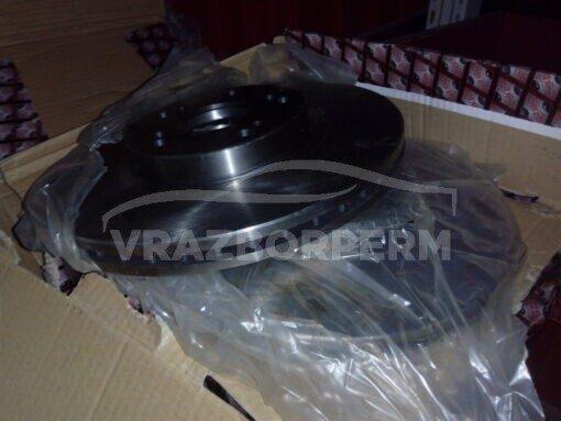 Диск тормозной передний Honda Accord VII 2003-2008  45251SEAE30