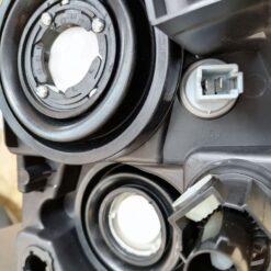 Фары (комплект) Nissan Almera (G15) 2013> 260604AA0A, 260104AA0A 3