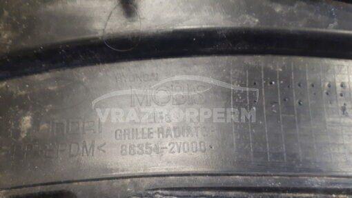 Решетка радиатора перед. Hyundai ix35/Tucson 2010-2015  863512Y000
