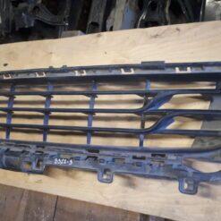 Решетка бампера переднего центр. Citroen C4 II 2011> 9801885177 1