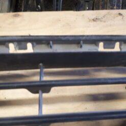 Решетка бампера переднего центр. Citroen C4 II 2011> 9801885177 3
