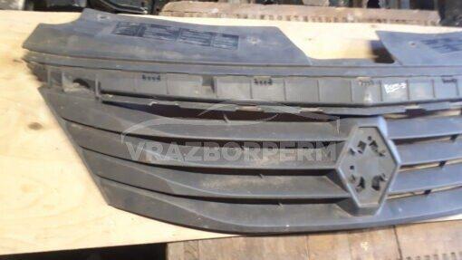 Решетка радиатора перед. Renault Logan 2005-2014  2005422