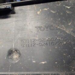 Решетка бампера переднего центр. Toyota Auris (E18) 2012> 5311202390 3
