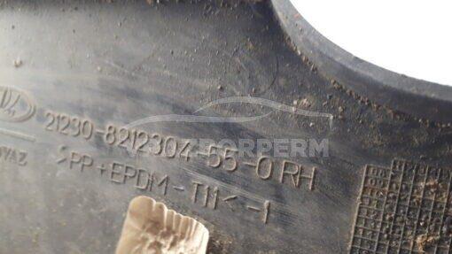 Накладка крыла (молдинг) задн. прав. VAZ Chevrolet NIVA  212308212304