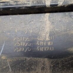Накладка двери (молдинг) задн. прав. Toyota Highlander II 2007-2013 7507548030 4