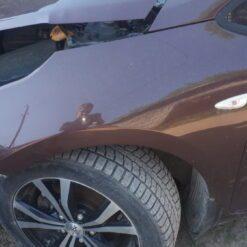 Крыло переднее левое Kia Ceed 2012>  66311A2030