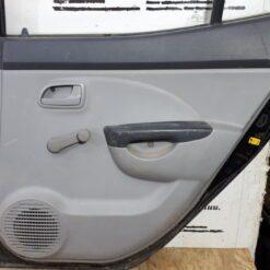 Обшивка двери задней правой (дверная карта) Kia Picanto 2004-2011