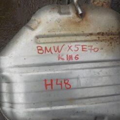 Глушитель задняя часть лев. BMW X5 E53 2000-2007 18107525111 4