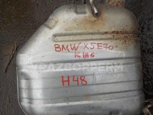 Глушитель задняя часть лев. BMW X5 E53 2000-2007  18107525111