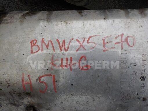 Глушитель средняя часть BMW X5 E53 2000-2007  18307541220