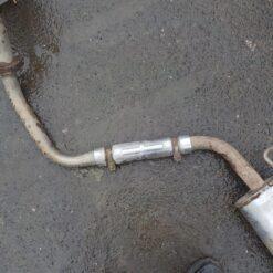 Глушитель выхлопных газов Hyundai Getz 2002-2010 286101C580, 286101C620, 287001C560, 287301C570, 287301C050 4
