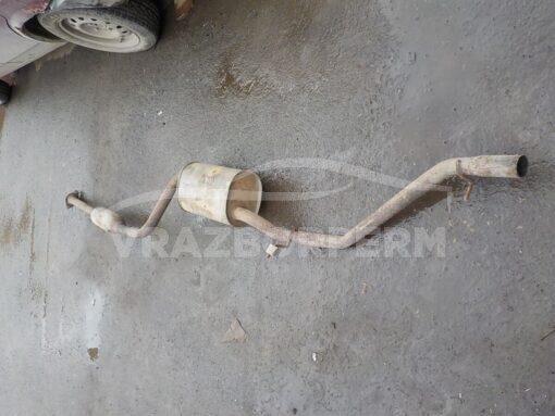 Глушитель средняя часть Mazda Mazda 3 (BK) 2002-2009  Z60140300C, Z61540300A