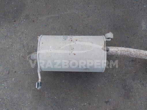 Глушитель выхлопных газов Haima 3 2007>  HC0140100M1, MA1240100,