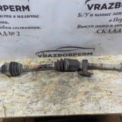 Вал приводной передний правый (привод в сборе) Haima 3 2007>  FA692550XAL2
