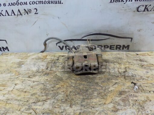 Суппорт тормозной задний левый Haima 3 2007>  GG5B26990BL1