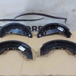 Колодки барабанные Audi 80/90 [B3] 1986-1991 1H0698520X, 1H0698525X, 6C0698520, 6Q0698525B, 6R0698525A 5